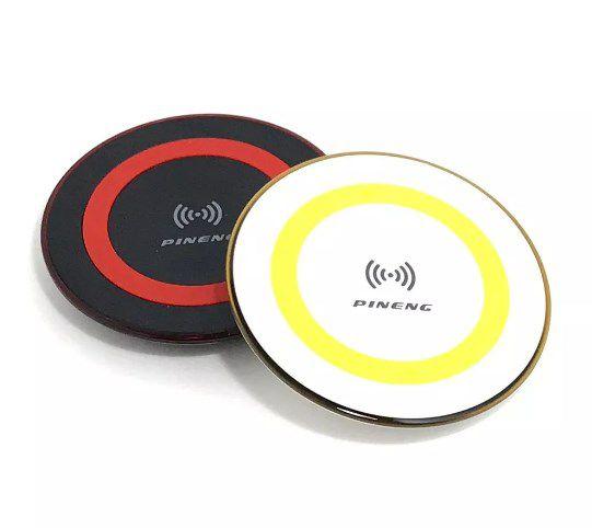 Carregador Wireless Sem Fio Fast Charge Pineng Pn669 - ILIMITI SHOP