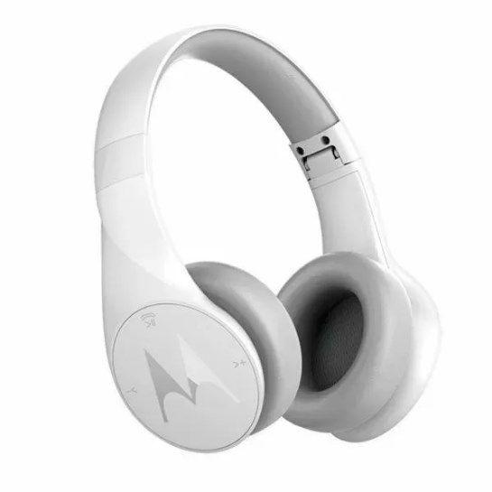 Fone Motorola Pulse Escape Bluetooth 4.1 Branco Original Cel - ILIMITI SHOP
