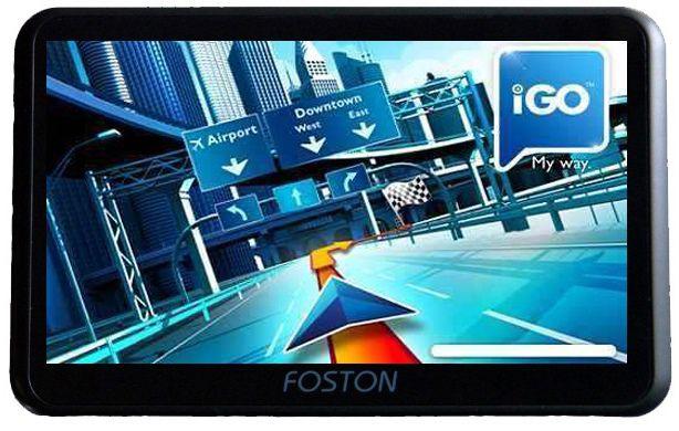 GPS Automotivo Foston Fs- 790GT com TV digital e Camera de Ré - ILIMITI SHOP