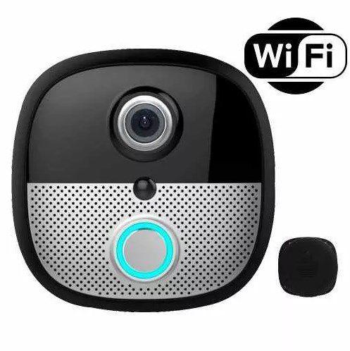 Olho Mágico Porteiro Eletrônico Smart Digital Wifi Visão Noturna - ILIMITI SHOP