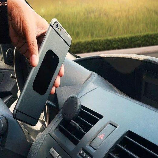 Suporte Celular Carro Imã Gps Tablet Magnetico 360 Graus - ILIMITI SHOP