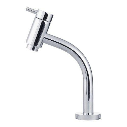 Torneira Banheiro Lavatório 1/4 Volta 20cm Metal - ILIMITI SHOP