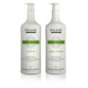Kit Herbal Solution Shampoo e Condicionador INOAR - 1000ml
