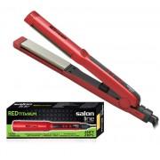 Prancha Red Titanium 230�C SALON LINE
