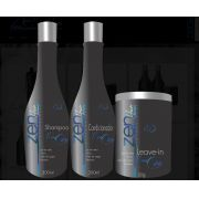 Kit Home Care Manutenção de Química (Shampoo + Condicionador + Leave-in) - Zen Hair