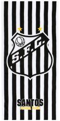 Toalha Praia Santos - 100% Algodão - 1,52m x 76cm - Licenciado