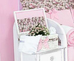 Farmacinha de Vime - Coleção My Princess - Rosa