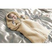 Cobertor Infantil Bebemanta 01 Pe�a - 80cm x 90cm - 03 Func�es - Bege - Paulo Cezar Enxovais