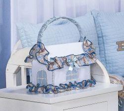 Farmacinha de Casinha - Coleção Baby Kids - Azul