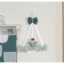 Enfeite de Porta p/ Quarto de Bebê - Coleção Brinquedos Baby