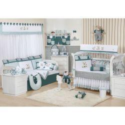 Coleção Completa para Quarto de Bebê Brinquedos Baby - 29 Peças