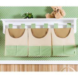 Porta Fraldas de Varão - Coleção Leãozinho Baby