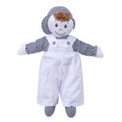 Boneco decorativo para Quarto Bebê Coleção Versailles - Marinho