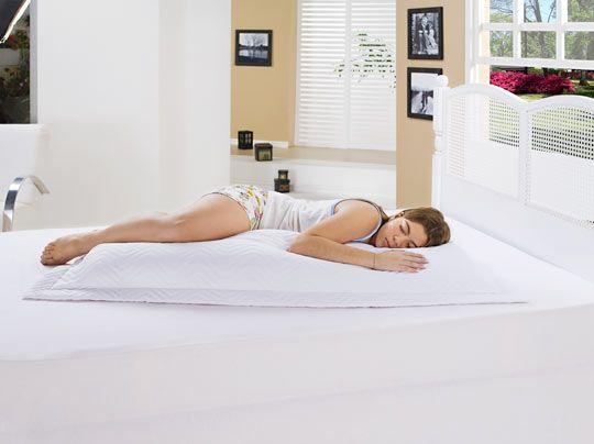 Fronha Avulsa para Travesseiro de Corpo Fofão com Zíper