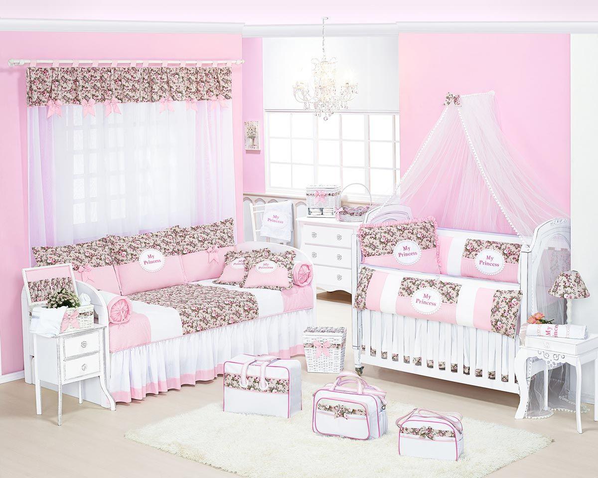 Bolsa Courano - Coleção My Princess - Rosa