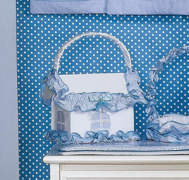 Farmacinha de Casinha - Coleção Luxo - Azul
