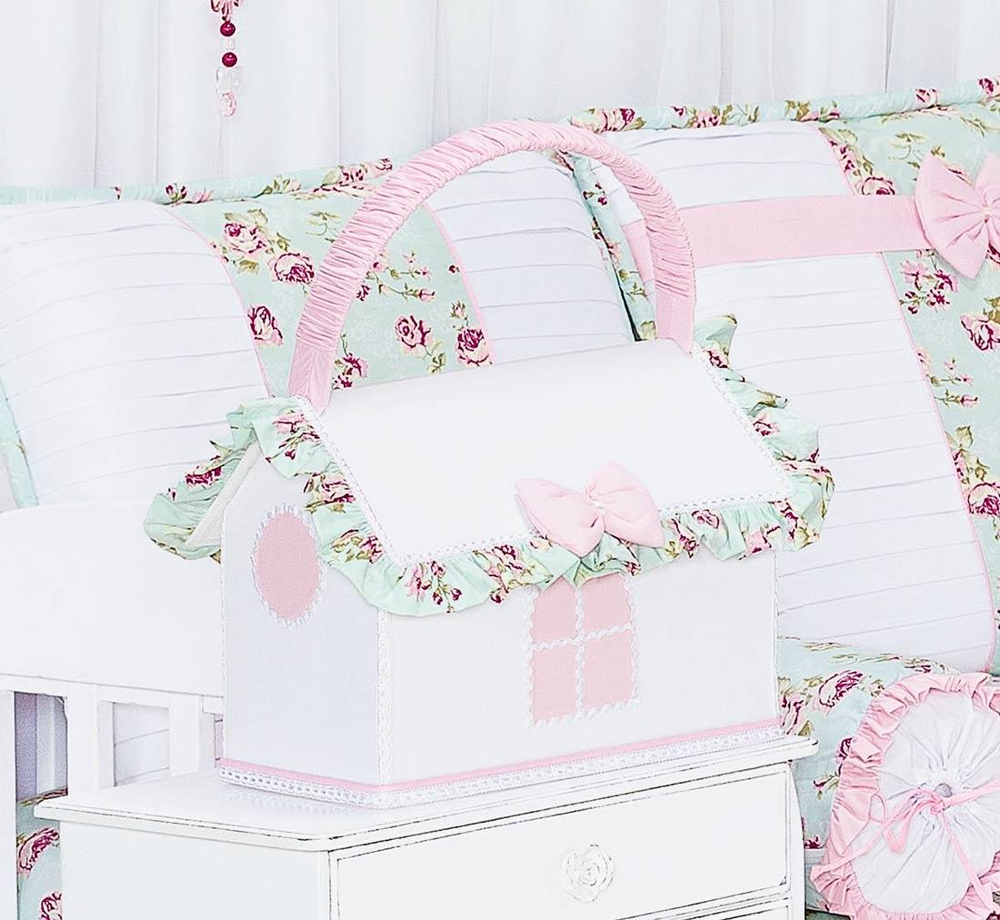 Farmacinha de Casinha - Coleção Candy - Rosa