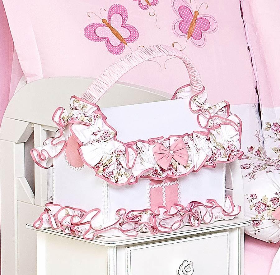 Farmacinha de Casinha - Coleção Cristal Baby - Rosa
