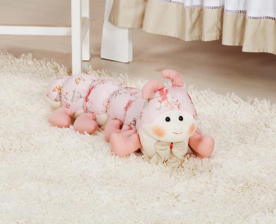 Enfeite Decorativo ´Centopéia´ - Coleção Primavera Kids - 62cm