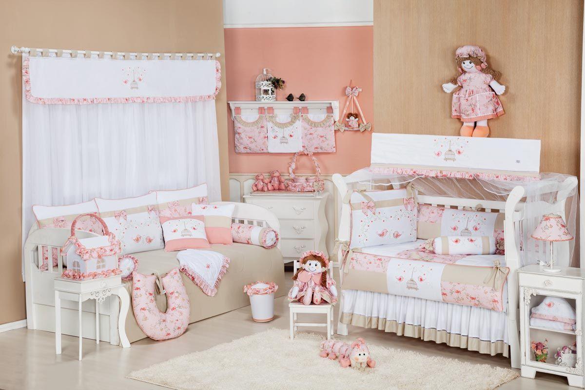 Manta de Piquet Bordada - Coleção Primavera Kids