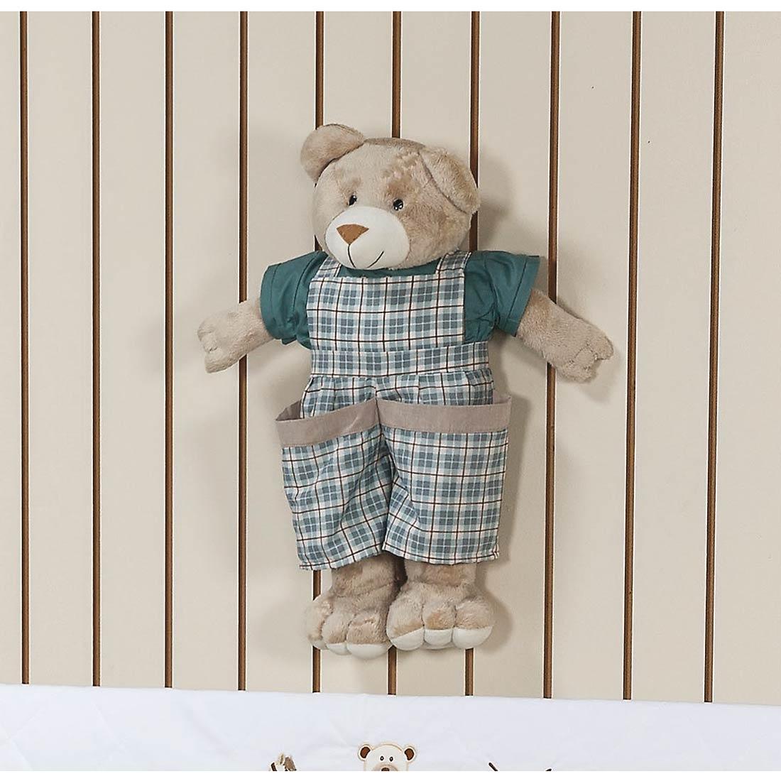Porta Fraldas Boneco - Coleção Brinquedos Baby