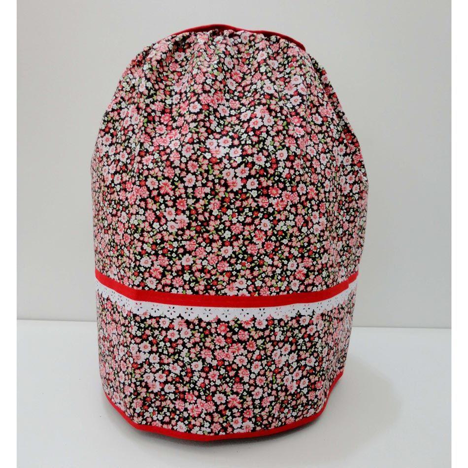 Capa para Botijão de Gás - Florzinha