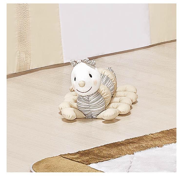 Centopéia decorativa para Quarto Bebê - Coleção Capricho