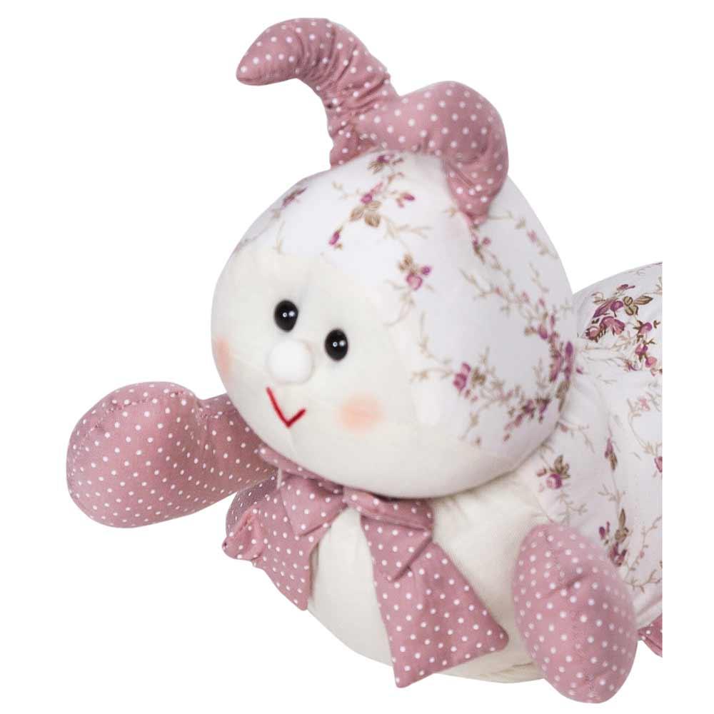Centopeia Decorativa para Quarto Bebê - Coleção Nina Camponesa