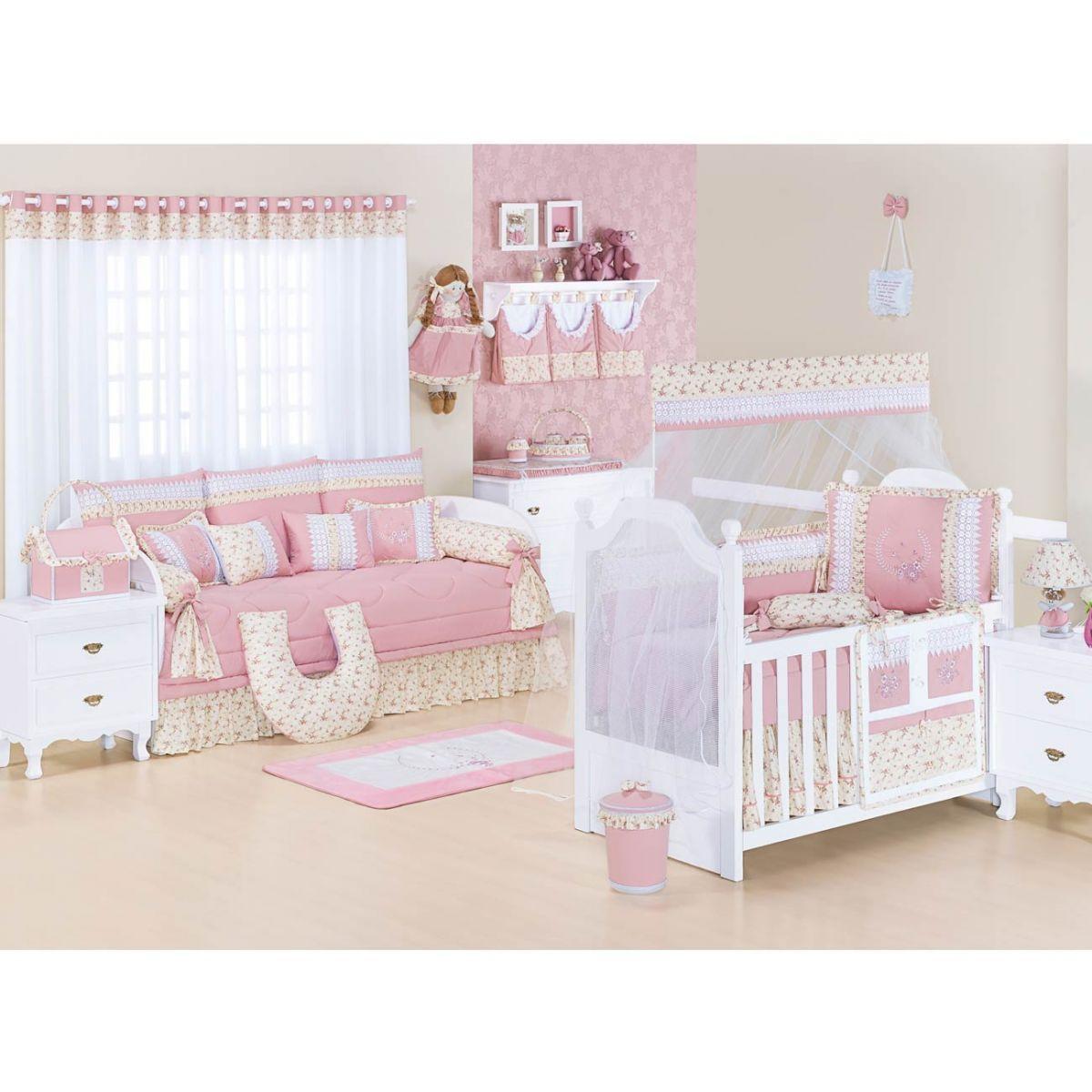Apoio para Amamentar Bebê - Coleção Kate