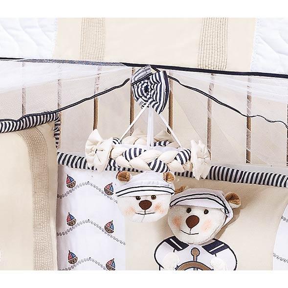 Móbile para Berço de Bebê - Coleção Navegador
