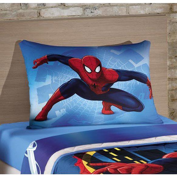 Fronha Avulsa Spider Man (Homen-Aranha) 01 Peça