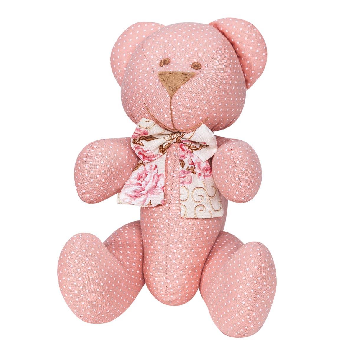 Enfeite Decorativo Urso G - Coleção Ursa Naná - 30cm