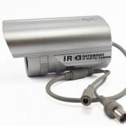 Camera Infravermelho CCD Digital Lente 6 mm 600 Linhas 30 Metros