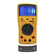 Kit Mult�metro Digital e Testador de Cabos Multitoc TX 2500 (C�d. 2554)