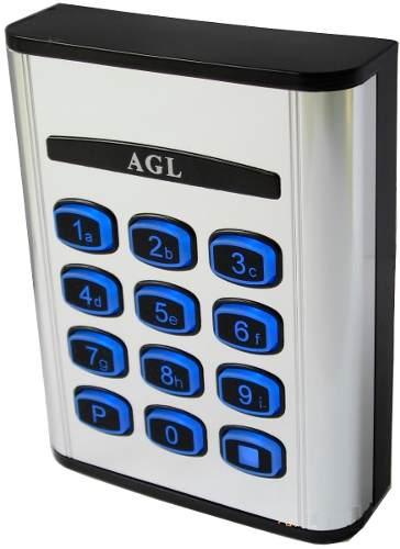 Controle De Acesso Digital Com Software CA500 / PC