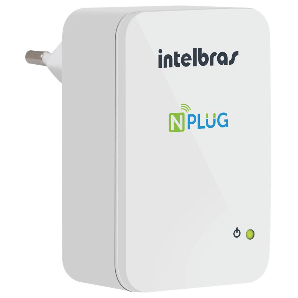 Roteador e Repetidor Wireless 150Mbps NPlug Intelbras