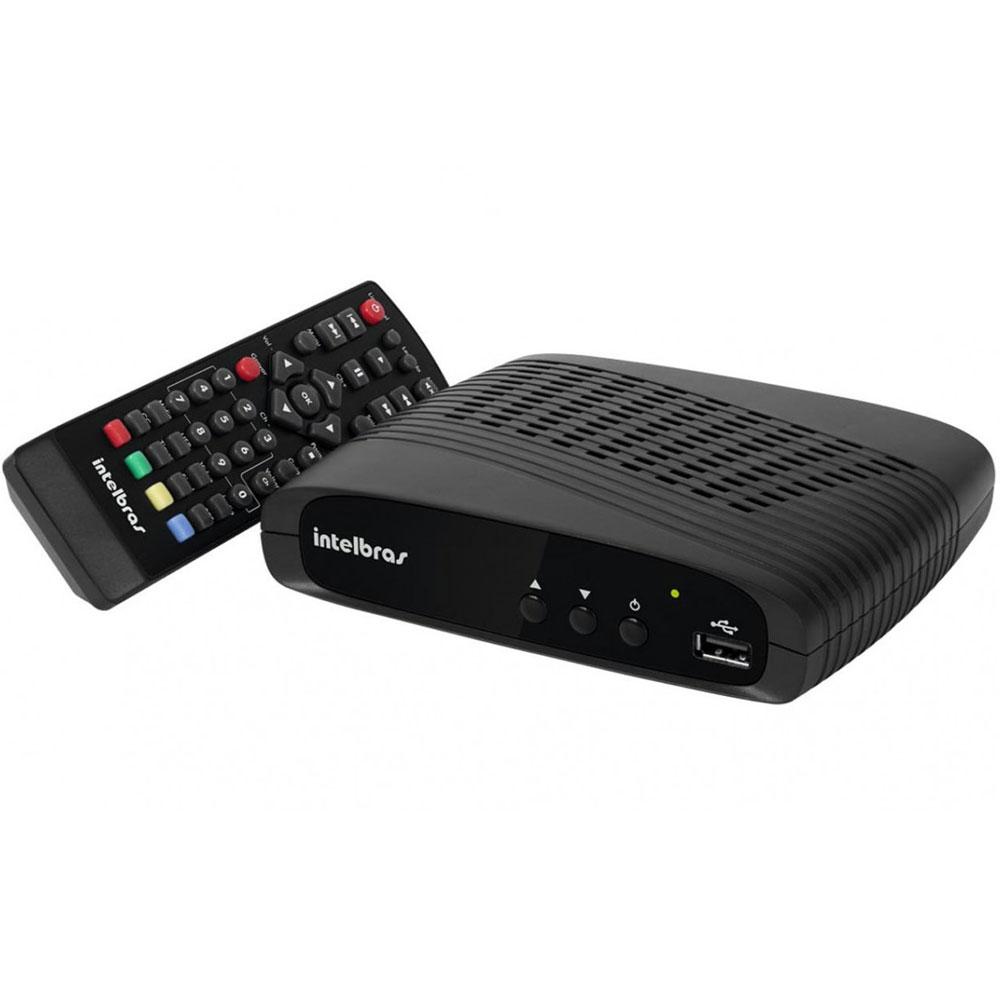 Conversor Digital De TV Com Gravador CD 636 Intelbrás