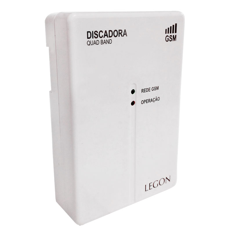 Discadora Gsm Via Celular P/ Alarmes E Cerca El�trica - Legon