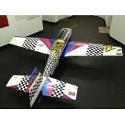 Aeromodelo Gianrt a Gasolina escala 33% com motor 80cc-Impec�vel  - King Models