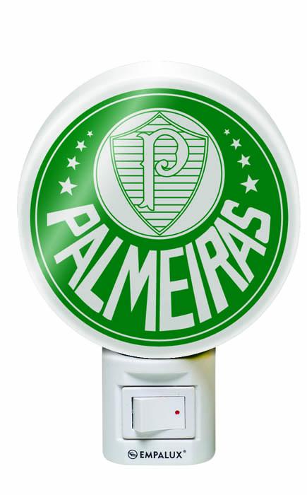 Luz Noturna Palmeiras 110V