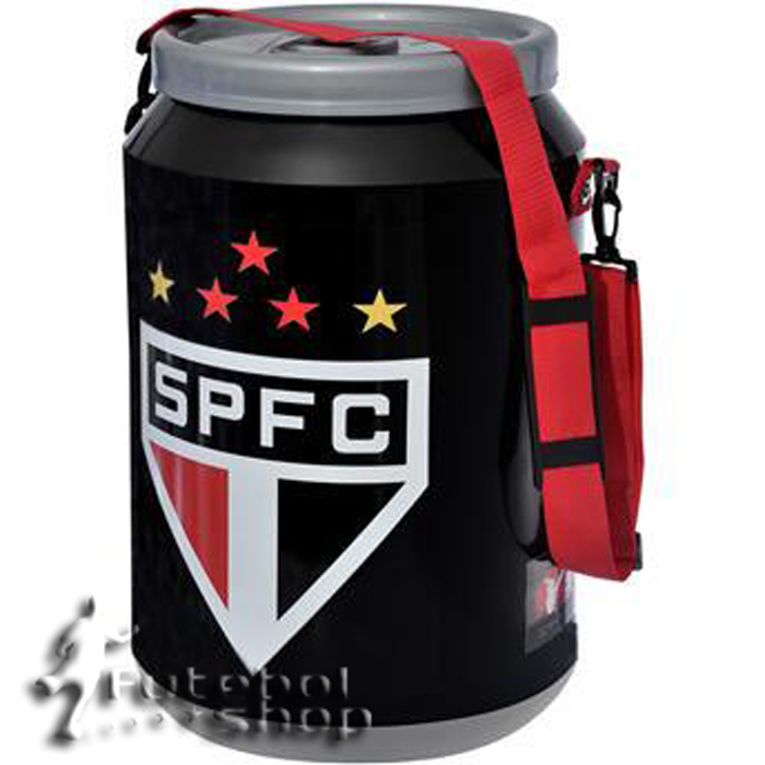Cooler do São Paulo 12 latas - DC12