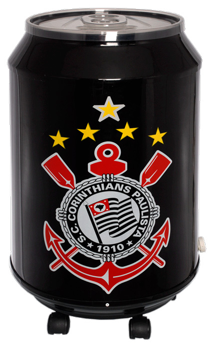 Cooler do Corinthians 80 latas - DC80