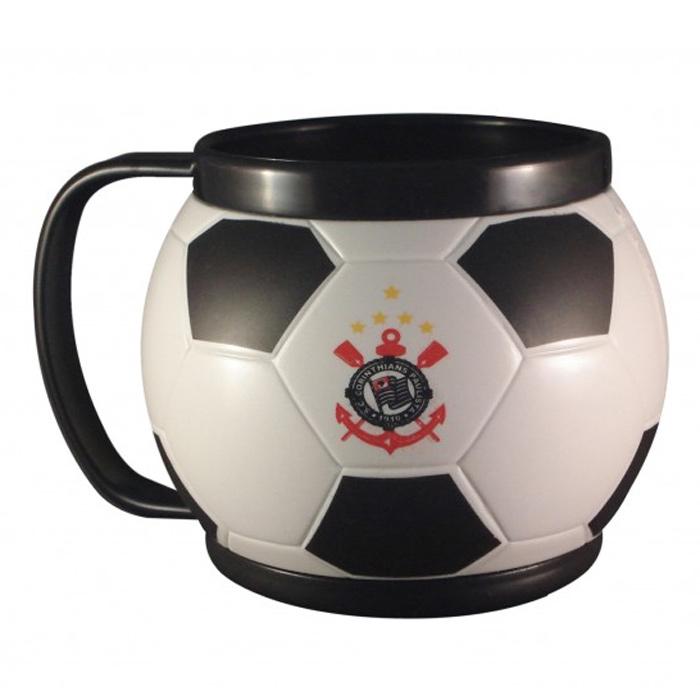 Caneca Mugball Corinthians