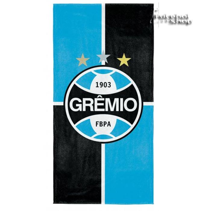 Toalha do Grêmio Prensada Lepper