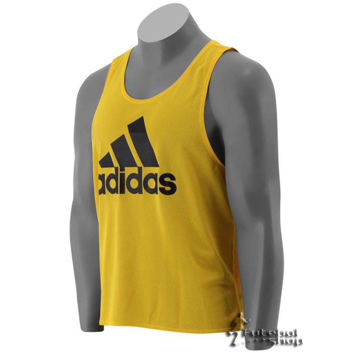 Jogo de Coletes Adidas Treino 10 Peças Amarelo - 336884
