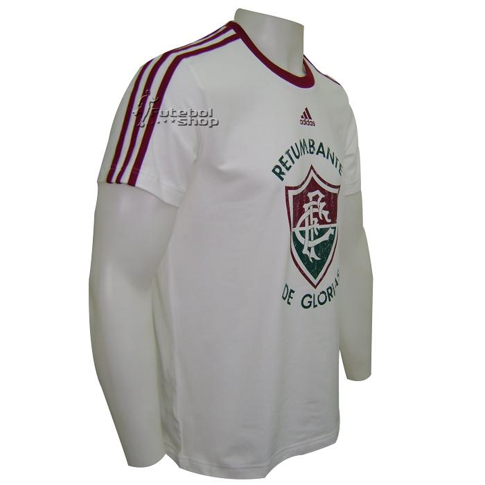 Camisa Adidas Essential Fluminense - O06564