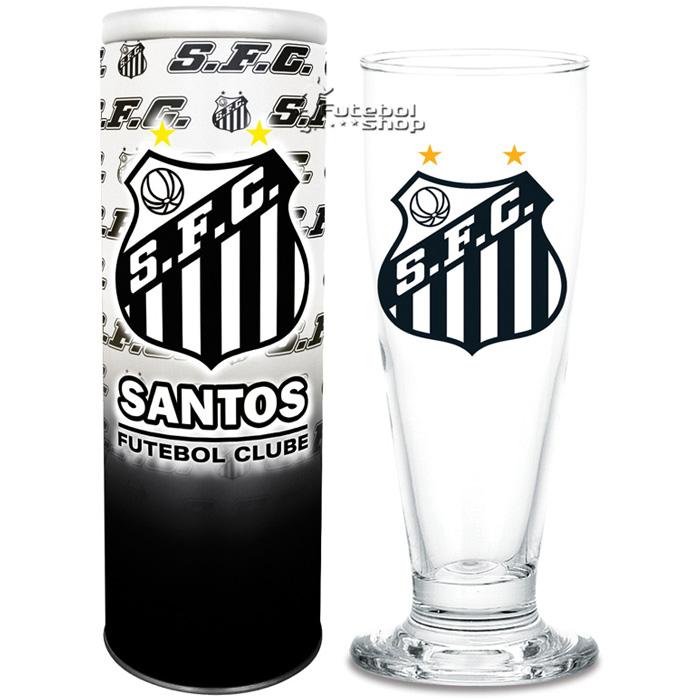 Copo Chopp do Santos na Lata Cofre
