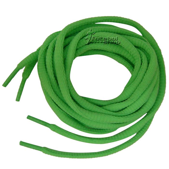 Cadarço Especial Colorido - Verde Florescente
