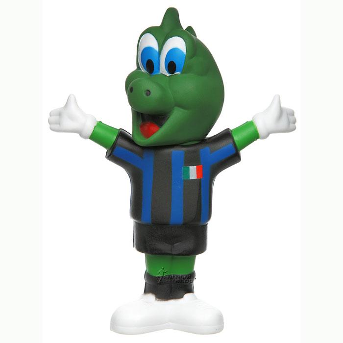 Mascote da Internacionale IL Biscione Nerazurri