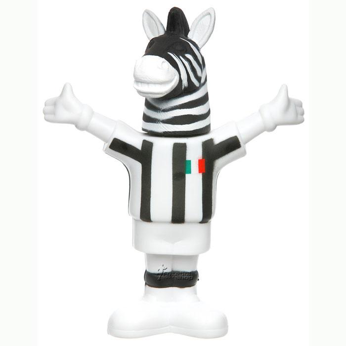 Mascote da Juventus La Vecchia Signora